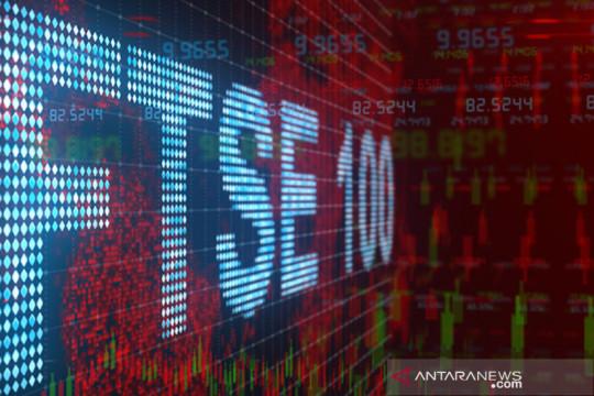 Saham Inggris menguat dengan indeks FTSE 100 terkerek 0,07 persen