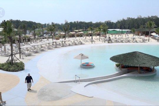Blue Tree Phuket, pusat rekreasi ramah lingkungan di Thailand