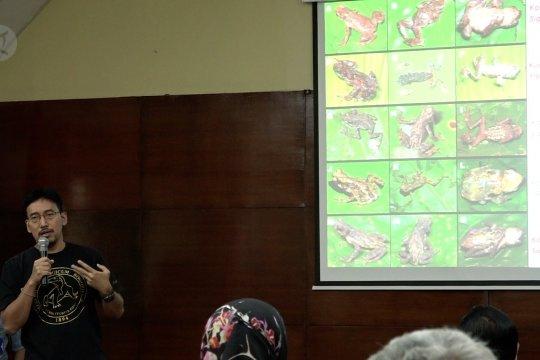 Eksplorasi Nusantara, LIPI identifikasi 150 fauna baru