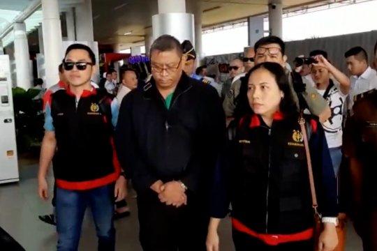 Mantan Kadis ESDM tersangka kasus korupsi PJU ditangkap