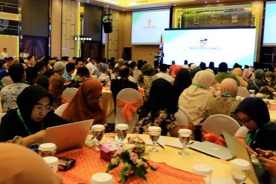 Ma'ruf Amin buka Konferensi Internasional Wisata Halal