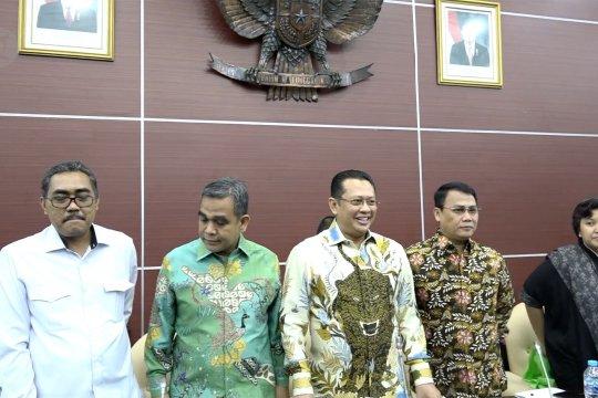 MPR sepakat pelantikan kepala negara digelar pukul 14.30 WIB