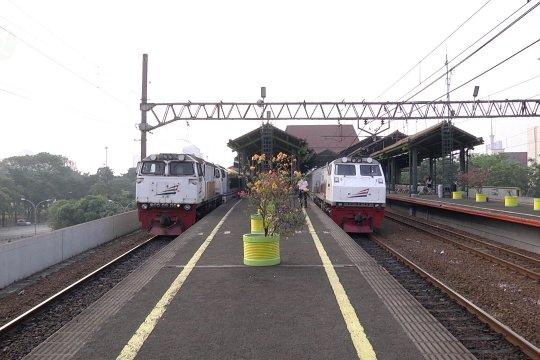 Pemerintah matangkan rencana Stasiun Manggarai jadi stasiun pusat