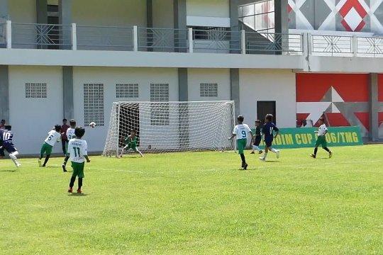 Kodim 0706 Temanggung gelar turnamen sepak bola usia dini