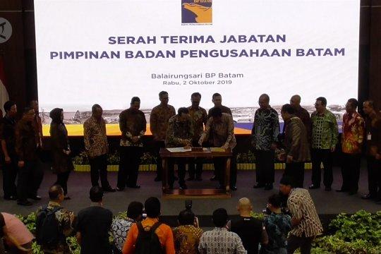 Walikota resmi jabat ex-officio Kepala BP Batam