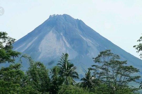 Aktifitas Gunung Merapi kembali normal