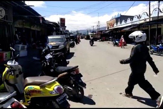 Kondisi Wamena berangsur kondusif