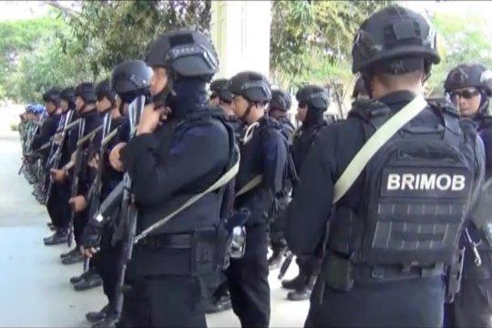 Ombudsman: 13 polisi Sultra  dan senjatanya diamankan