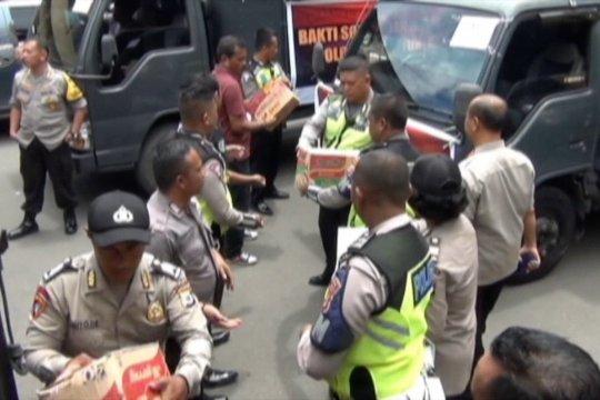 Polda Maluku salurkan bantuan bagi korban gempa