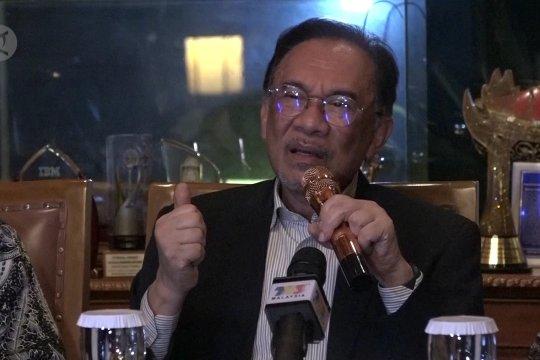 Anwar Ibrahim kenang Habibie sebagai negarawan penuh cinta