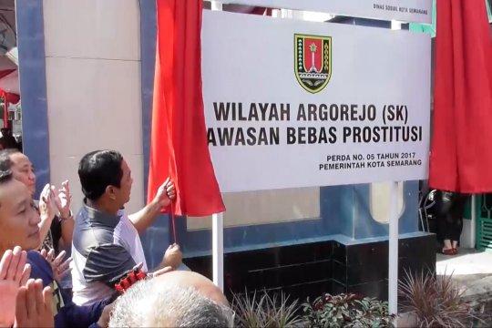 Pemkot Semarang resmi tutup lokalisasi Sunan Kuning