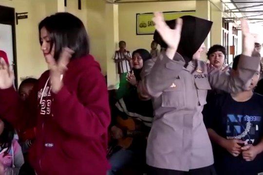 Polisi pulihkan psikologi anak-anak korban kerusuhan Wamena