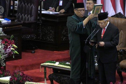 Profil KH Ma'ruf Amin - Selamat bertugas Pak Wapres