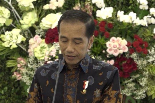 Presiden Joko Widodo berangkat ke Singapura untuk pertemuan Leaders Retreat