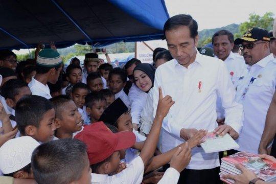 Presiden berikan bantuan Rp10-Rp50 juta bagi korban gempa Ambon