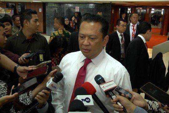 Ketua MPR: Semua tokoh bangsa akan hadiri pelantikan presiden