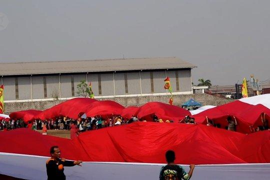 Masyarakat pesisir Surabaya peringati Sumpah Pemuda