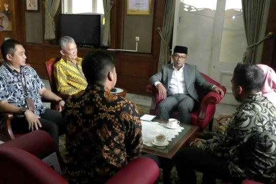 Ridwan Kamil : KCIC tidak penuhi SOP penggalian pondasi
