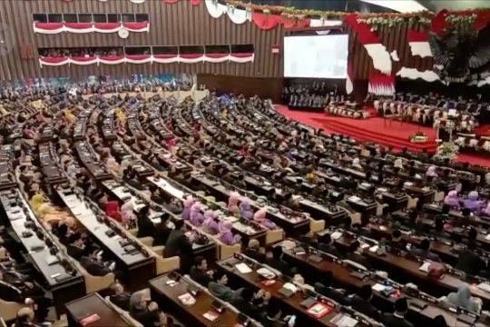 Sidang pelantikan Presiden & Wapres RI