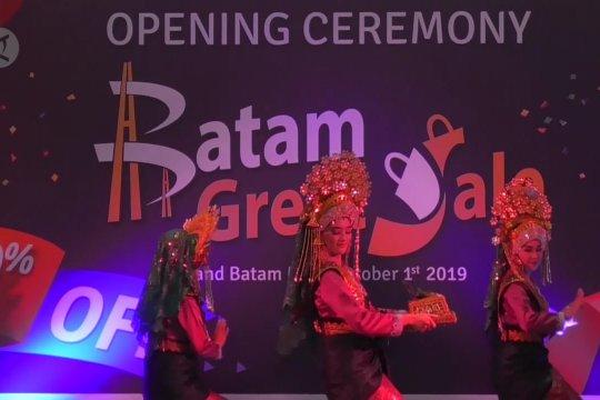 Batam Great Sale targetkan kunjungan 255 ribu wisman
