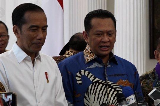 Ketua MPR jamin Presiden tak dipilih MPR