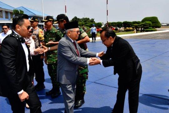 Ma'ruf Amin ke Jepang hadiri penobatan Kaisar Naruhito