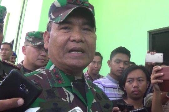 Pangdam imbau TNI dan keluarganya bijak gunakan medsos