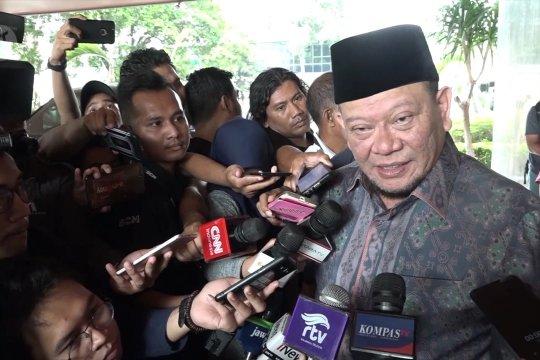 Pasca operasi luka, kondisi Wiranto membaik