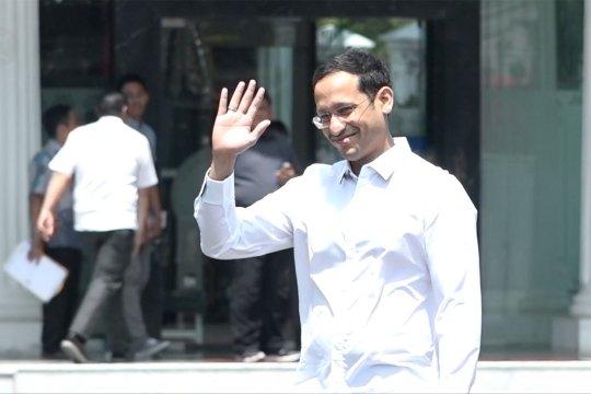 Presiden panggil mantan bos Gojek Nadiem Makarim ke istana