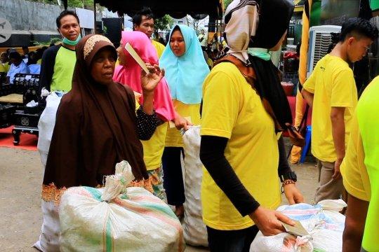 Sampah plastik di Kota Mataram jadi tabungan haji