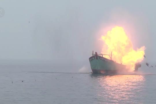 Edhy Prabowo akan teruskan kebijakan Susi tenggelamkan kapal