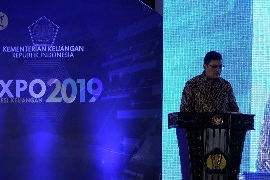 Kemenkeu gelar Expo Profesi Keuangan 2019