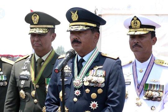 Panglima TNI dan sejumlah menteri Senin akan ke Wamena