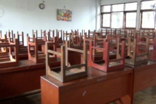 Pascagempa Pemkot Ambon liburkan sekolah satu minggu