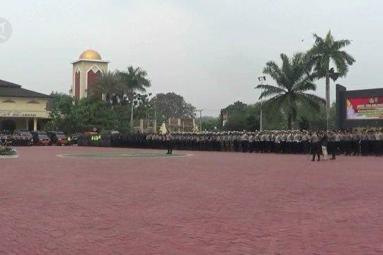Polda Banten siagakan 1.500 personil jelang pelantikan Presiden