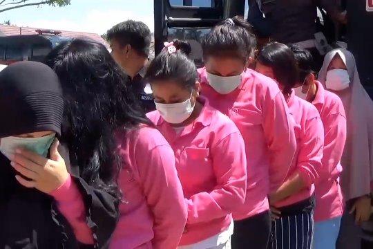 10 Napi ditetapkan sebagai tersangka pembakaran lapas perempuan