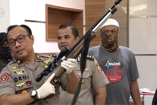 Densus 88 amankan 40 terduga teroris usai penusukan Wiranto