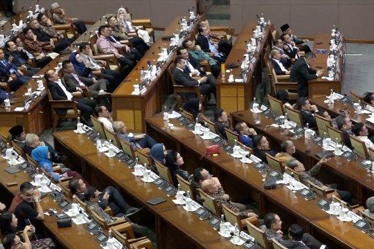 DPR akan uji kelayakan dan kepatutan calon kapolri Rabu petang