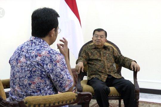 Jusuf Kalla: Pelaksanaan Otsus Papua tidak sesuai harapan