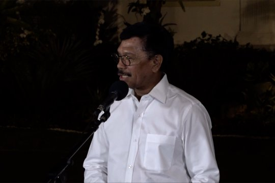 Kader Partai Nasdem dan PKB kokohkan kabinet Jokowi-Ma'ruf Amien