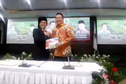 Kemendes PDTT gelar sertijab menteri baru
