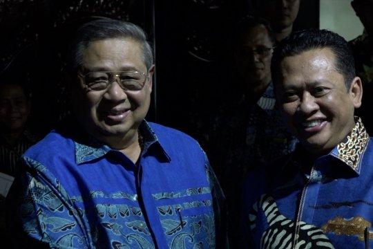 Ketua MPR: SBY bersedia hadiri pelantikan Jokowi-Ma'ruf