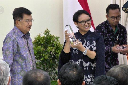 Wapres tekankan pentingnya inovasi kepada institusi pemerintah
