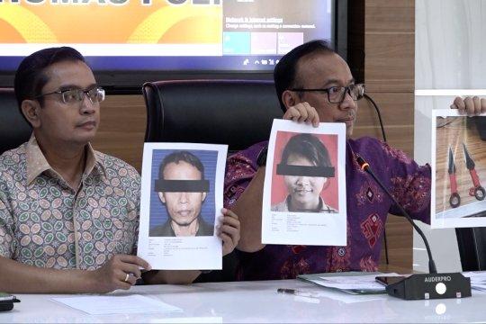 Polisi: pelaku spontan serang Wiranto