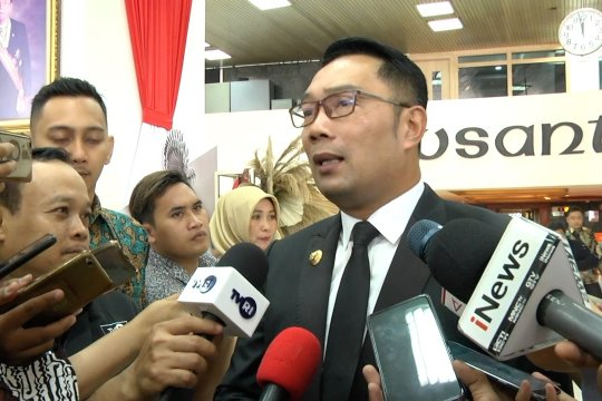 2 Permintaan Ridwan Kamil kepada Jokowi