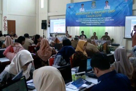 Disdik Tangerang sosialisasikan e-rapor pada operator sekolah