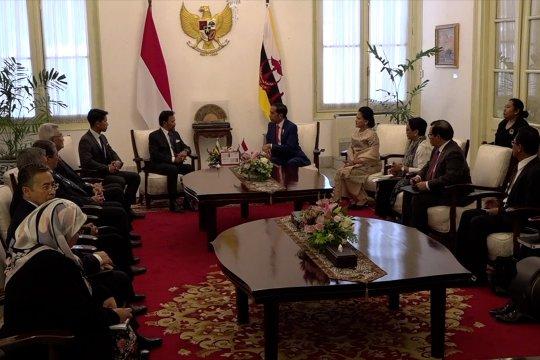 Jelang pelantikan, Jokowi terima kunjungan kepala negara sahabat