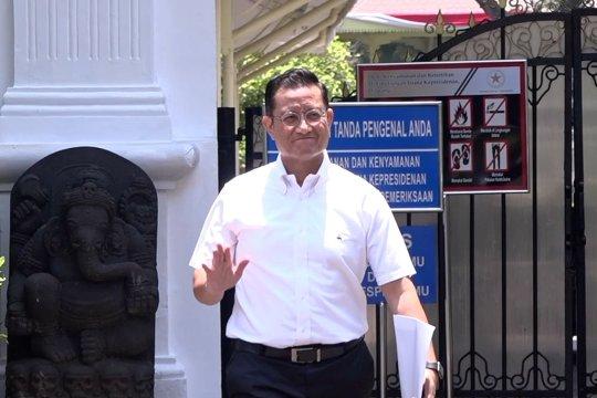 Juliari Batubara politisi PDIP calon menteri sosial