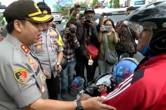 Jurus polisi tekan pelanggaran dan kecelakaan lalin
