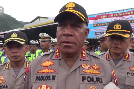 Kapolda Papua prihatin 8 tersangka kerusuhan Wamena mahasiswa